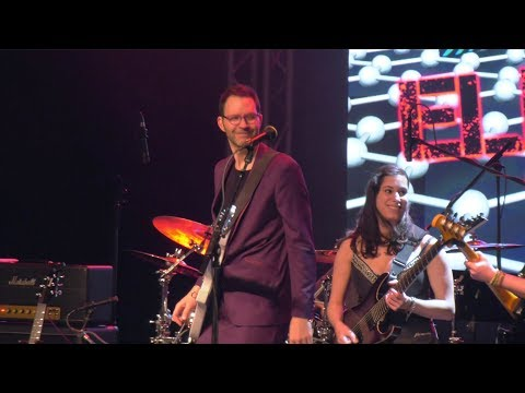 Nili Brosh Jams With Paul Gilbert, Andy Timmons, Andy Wood, Mark Lettieri! NAMM '19