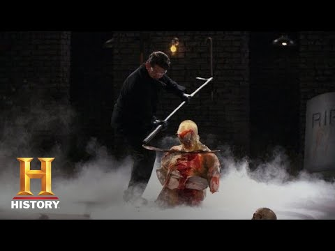 Forged in Fire: The Grim Reaper's Scythe Tests (Season 5)   History