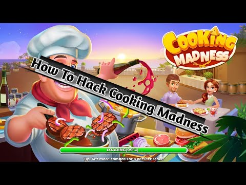 How To Hack Cooking Madness (no Root) Mod Apk