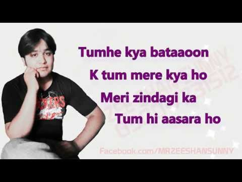 Video Hamein Aur Jeene Ki Chahat Sonu Kakkar HD Song With Lyrics by ZeeShanSunny download in MP3, 3GP, MP4, WEBM, AVI, FLV January 2017