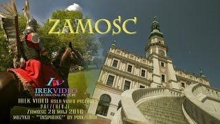Zamosc Poland  city photos : ZAMOŚĆ atrakcje turystyczne w Polsce. Twierdza Rynek. Poland tourist attractions