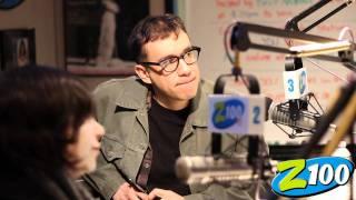 "Fred Armisen and Carrie Brownstein ""Portlandia"" Interview - Z100 Portland"