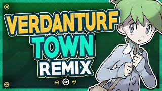 Verdanturf Town Remix - Pokémon Ruby and Sapphire by HoopsandHipHop