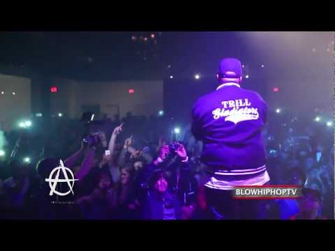 ASAP Rocky x Bun B Perform In Houston