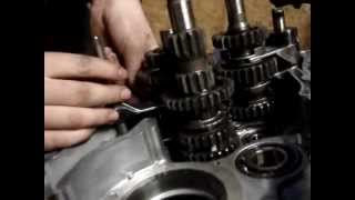 9. Yamaha Engine Teardown Part 3