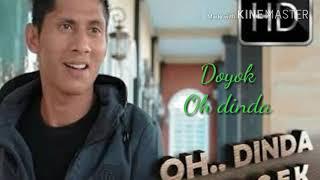 Lagu Bergek OH DINDA Cover (Doyok)