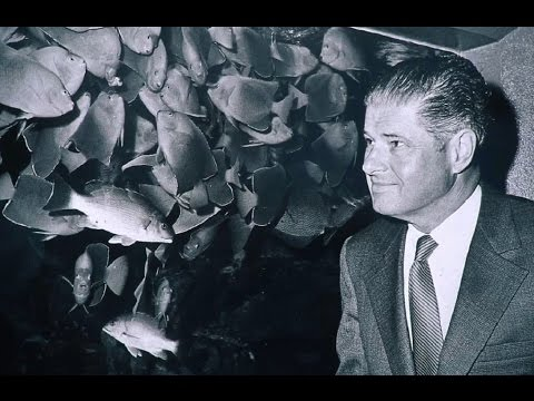 California - Bart Shepherd talks about the history of the Steinhart Aquarium For more information, visit us online: wwww.calacademy.org SUBSCRIBE: http://bit.ly/SubscribeToCAS About the Academy: The...