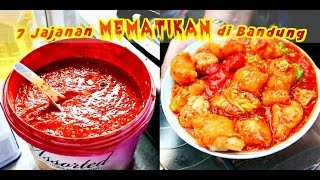 "Video 7 Jajanan ""MEMATIKAN"" di Bandung !!! (WAJIB) MP3, 3GP, MP4, WEBM, AVI, FLV Maret 2018"