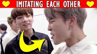 Video BTS Imitating Each Other | Bangtan Boys MP3, 3GP, MP4, WEBM, AVI, FLV April 2019