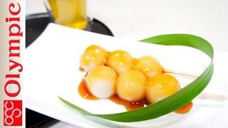 【簡単で美味しい補食を作ろう!】みたらし団子の作り方