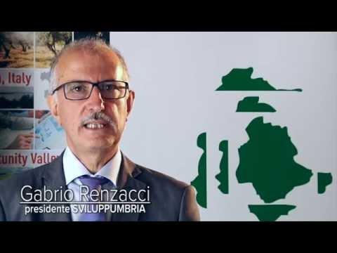 """Renzacci: """"L' Umbria è terra di impresa"""""""