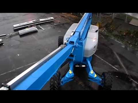 Articulating Boom | Z-135/70 Video Image