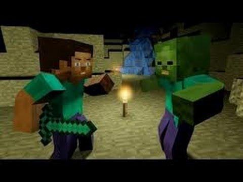 Minecraft il film - L'isola di Herobrine - Episodio 1