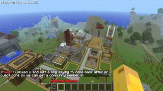 Minecraft : Community Project