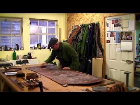 Herring Shoes – Oak Bark Belt