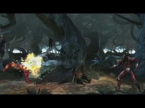 0 Mortal Kombat 9 Trailer vs. Mortal Kombat Neuverfilmung Teaser