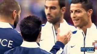 Karim Benzema gegen Portugal (2014)