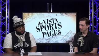 Sports Page podcast