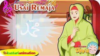 USAI REMAJA | Lagu Anak Islami bersama Diva | Lagu Nabi Muhammad | Kastari Animation Official
