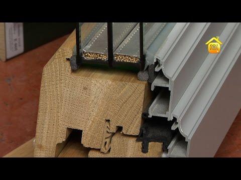 Приобретение деревянных евроокон и уход за ними