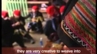 Thổ Cẩm Sắc Màu Vùng Tây Bắc - Kênh TV Du Lịch Văn Hóa Lễ Hội Truyền Thống VN