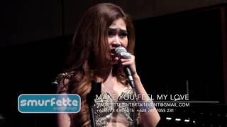 Make You Feel My Love - Adele (cover) by Smurfette Entertainment