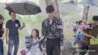 Video [W-TwoWorlds] Sweet scene & BTS Han Hyo Joo & Lee Jong Suk MP3, 3GP, MP4, WEBM, AVI, FLV April 2018