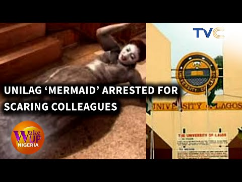 UNILAG Student Allegedly Turns To Mermaid? | Full Gist