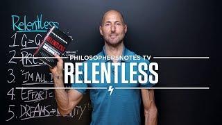PNTV: Relentless by Tim Grover