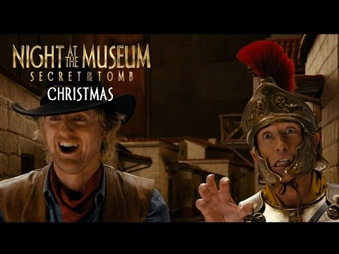 Night at the Museum: Secret of the Tomb (TV Spot 'Save the Magic')