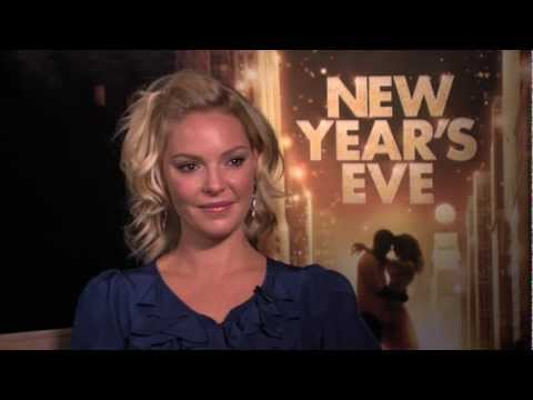 New Years Eve: Katherine Heigl Interview Part 2