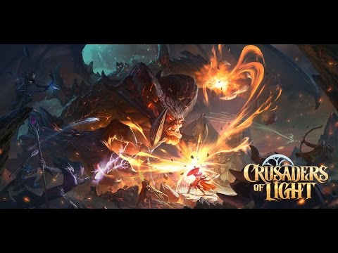 Crusaders of Light - Video