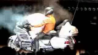 6. Honda Goldwing Airbag official demo 2016