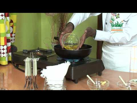 Breadcrumbed Sweet Potatoes Recipe - African Traditional Foods
