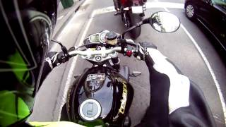 6. 2012 Triumph 675 Street Triple R Test Ride And Review