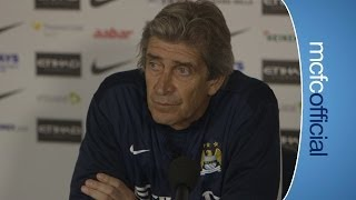 PELLEGRINI ON LIVERPOOL