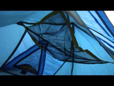 Палатка Alaska «Трек 3». Видеообзор.