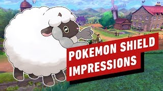 Pokemon Sword and Shield: 5 Neat Details and Features from the First 90 Minutes by IGN