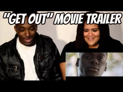 GET OUT OFFICIAL TRAILER 1 (2017 ) - DANIEL KALUUYA MOVIE | REACTION