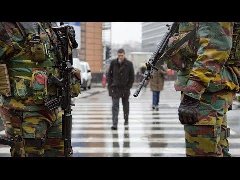 Βέλγιο: «Τέλος» στις ένοπλες περιπολίες για την αποτροπή επιθέσεων…