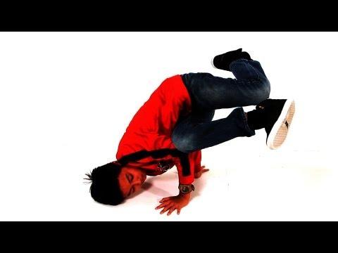 Элементы Брейк Данса: Baby Freeze. Видео урок от Джефа Кованса.