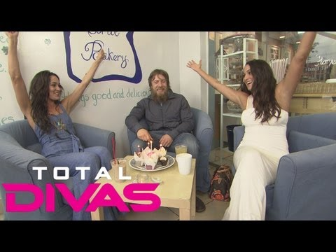 0 Bella Twins Treat Daniel Bryan On His Birthday, WrestleMania 2016 Location Finalized