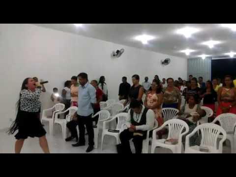 CLARA LIMA EM PEDRO VELHO RN EM 09/11/2016 - ABENÇOADO ESTÁ