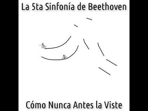 La 5ta Sinfonía de Beethoven como nunca la habías visto.