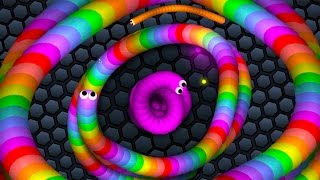 THE GREATEST ESCAPE | SLITHER.IO