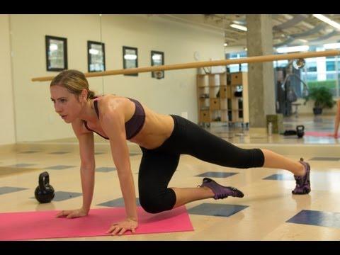 Metabolism boosting HIIT workout (20 min)