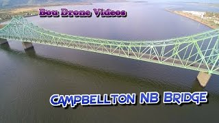 Campbellton (NB) Canada  city photos gallery : #ExploreNB - Campbellton bridge