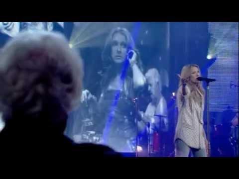 Tekst piosenki Celine Dion - Celle qui m'a tout appris po polsku