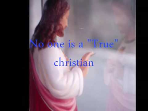 You Were Never a True Christian