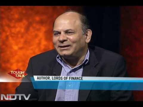 Tough Talk with Liaquat Ahamed
